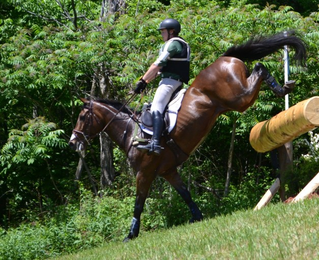 CCI 3* Cross Country