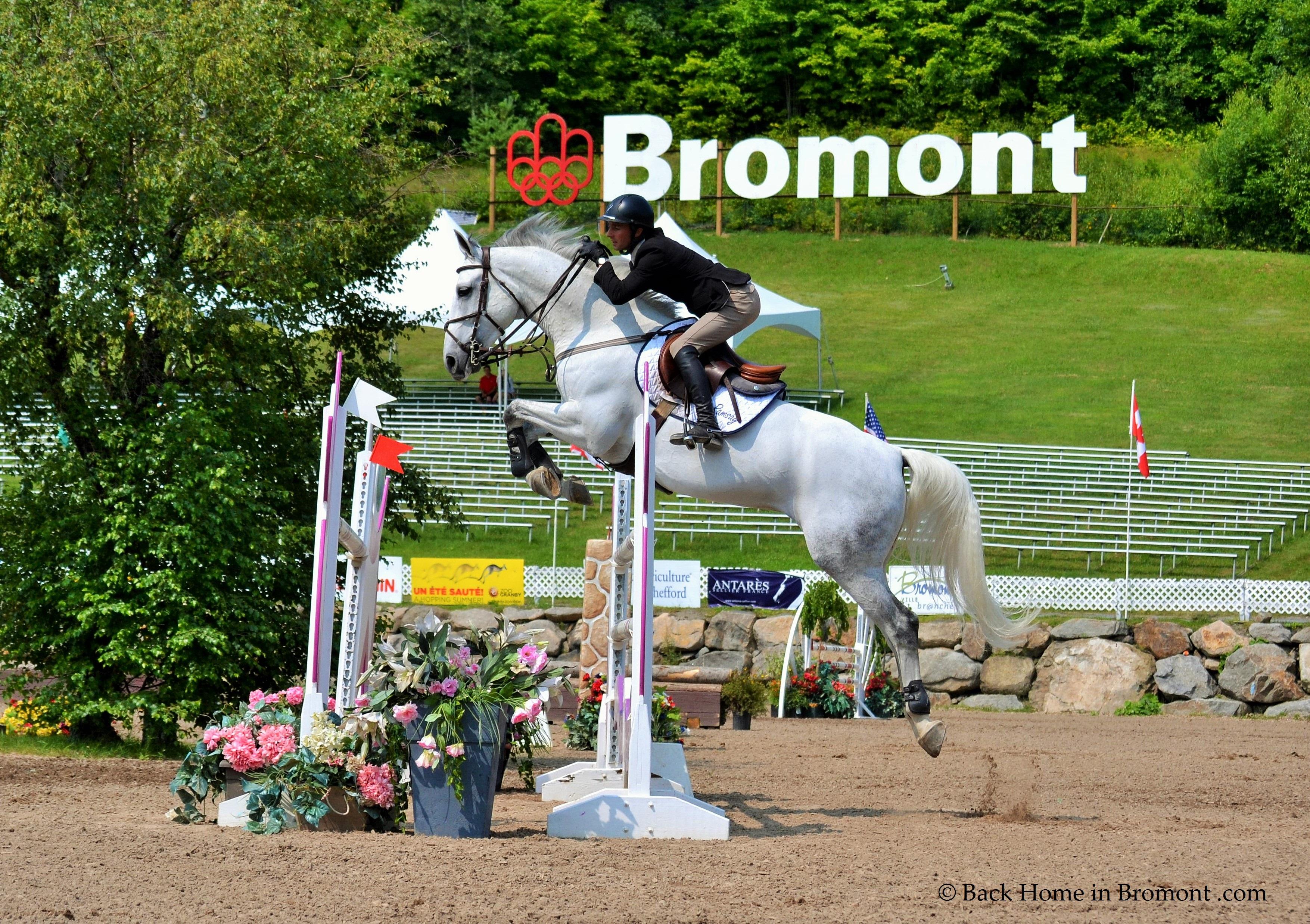 2017 Schedule For Bromont Olympic Equestrian Park EN