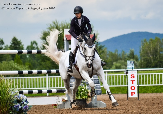 Denise Wilson & Winter by Back Home in Bromont.com ©Tom von Kapherr photography.com 2014