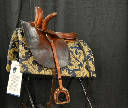 A Royal Side Saddle